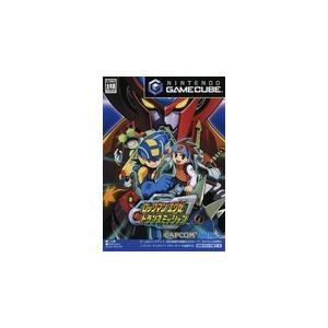 【送料無料】【中古】GC ゲームキューブ ロックマン エグゼ トランスミッション ソフト|kaitoriheroes