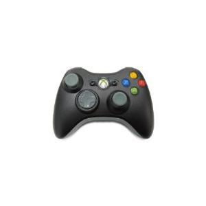【送料無料】【中古】Xbox 360 ワイヤレスコントローラー(ブラック) マイクロソフト|kaitoriheroes