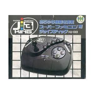 【送料無料】【中古】SFC スーパーファミコン J.Bキングジョイスティック コントローラー(箱説付き)|kaitoriheroes