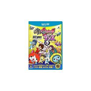 【送料無料】【中古】Wii U 妖怪ウォッチダンス JUST DANCE スペシャルバージョン|kaitoriheroes