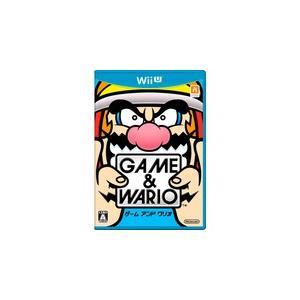 【送料無料】【中古】Wii U ゲーム&ワリオ|kaitoriheroes