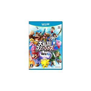 【送料無料】【中古】Wii U 大乱闘スマッシュブラザーズ for Wii U|kaitoriheroes