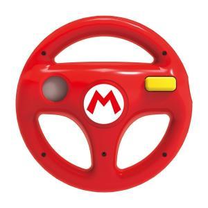 【送料無料】【中古】Wii U マリオカート8 ハンドル for Wiiリモコン マリオ(箱説付き)|kaitoriheroes