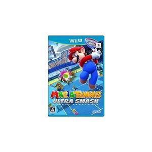 【送料無料】【中古】Wii U マリオテニス ウルトラスマッシュ|kaitoriheroes