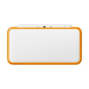 【送料無料】【中古】2DS Newニンテンドー2DS LL ホワイト×オレンジ 本体(箱あり説なし)|kaitoriheroes