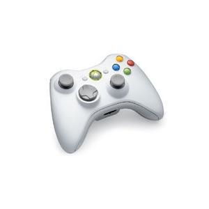 【訳あり】【送料無料】【中古】Xbox 360 Xbox360用 ワイヤレスコントローラー ピュアホワイト|kaitoriheroes