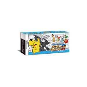 【送料無料】【中古】DS ニンテンドーDS バトル&ゲット! ポケモンタイピングDS(キーボード白)(箱説付き) kaitoriheroes