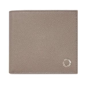ブルガリ 財布 30397 BVLGARI メンズ 二つ折り小銭付き財布 ブルガリブルガリ グレイン...