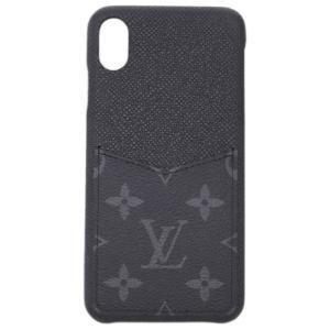 ルイヴィトン アクセサリー M67428 LOUIS VUITTON ヴィトン モノグラム・エクリプス LV iPhoneケース カバー IPHONE・バンパー XS MAX|kaitsukedoh