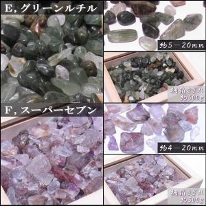 パワーストーン 黒水晶 モリオン インカローズ...の詳細画像3