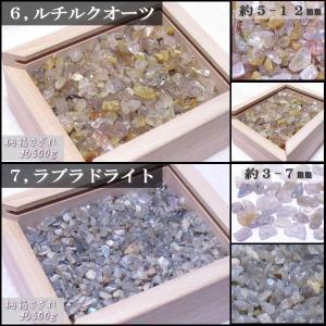 パワーストーン ブレスレット 浄化用 さざれ石...の詳細画像4