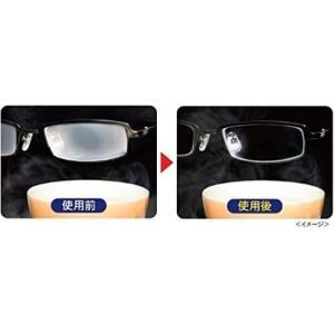 メガネのくもり止め濃密ジェル 耐久タイプ×2個セット(約200回分)  ソフト99 kaiwakuukan 02