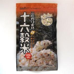 ダスキン H&B こだわり素材の十六穀米  国産雑穀米|kajitano