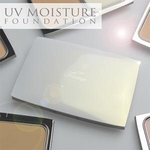ダスキン H&B トゥルーアンジェ UVモイスチュア ファンデーション 全5色 パフ付き ケース無し 紫外線対策 パウダーファンデーション|kajitano