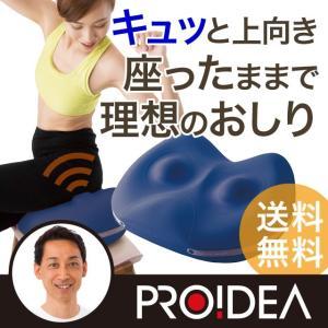 ダイエット エクササイズ 器具 ヒップアップ クッション フィットネス おしり 痩せ エアクッション ヒップスイッチ ヒッポン|kajitano
