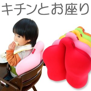 腰用 背中用 子供用 背当て 腰当て 骨盤クッション ビーズクッション サポートクッション cucu キュッキュッ チャイルド|kajitano
