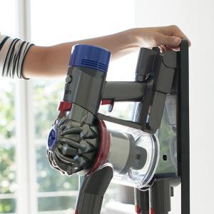 コードレスクリーナースタンド タワー  ダイソン スタンド 掃除機 おしゃれ コードレスクリーナー サイクロン掃除機 自立 掃除機スタンド|kajitano