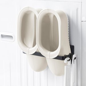 マグネット バスブーツホルダー タワー 山崎実業 収納 バスルーム 浴室 お風呂 マグネット収納 シンプル 磁石 強力 バスブーツ|kajitano