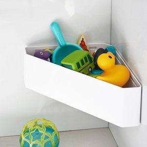 ★商品の特長★  バスルームのコーナーに磁石で簡単取り付け。 お子さんがたのしく遊んだあとのお風呂の...