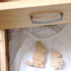 ムーミン くすのき アロマブロック(2個入り)   防虫 クスノキ くすのきアロマ 虫除け MOOMIN|kajitano
