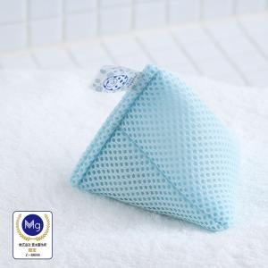ベビーマグちゃん 単品 ブルー 洗濯用 洗濯ボール 消臭 抗菌 マグネシウム 赤ちゃん 敏感肌 洗剤 洗濯槽 カビ お掃除  ランドリー 排水溝|kajitano