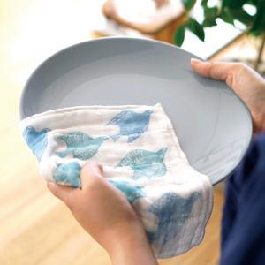 しあわせ重ねふきん 布巾 フキン 食器ふきん 台ふきん 蚊帳ふきん 食器拭き かやふきん 日本製|kajitano