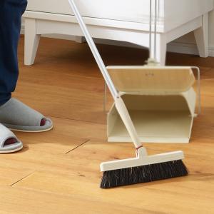 SCHALTEN フロアブルーム ブルームのみ  シャルテン ほうき 箒 おしゃれ 掃除用品 掃除道具 おそうじ フローリング ほこり 大掃除 シンプル|kajitano