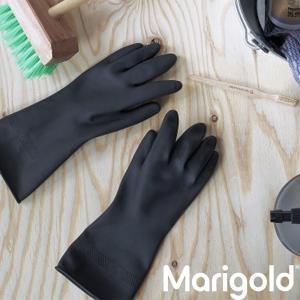★商品の特徴★  DIYやガーデニングにおすすめしたい、厚手で摩擦に強いゴム手袋です。 伸縮性が高く...