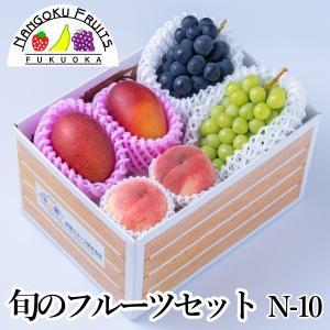 旬のフルーツ詰合せN-10|kajitsumura