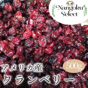メール便 アメリカ産ドライフルーツ・クランベリーホール500g kajitsumura
