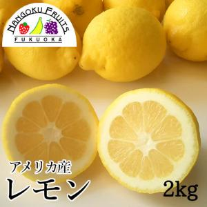 アメリカ産レモン 約2kg kajitsumura