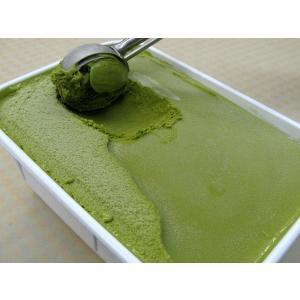 アイス(業務用) 抹茶アイスクリーム 2L|kajitukobou|04