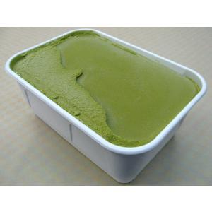 アイス(業務用) 抹茶アイスクリーム 2L|kajitukobou|05