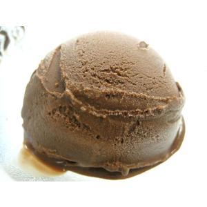 アイス(業務用) チョコレートのアイスクリーム ショコラアイス 2L|kajitukobou