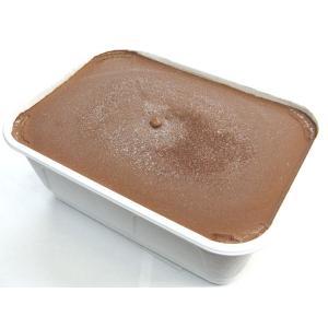 アイス(業務用) チョコレートのアイスクリーム ショコラアイス 2L|kajitukobou|04