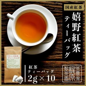 嬉野茶 嬉野紅茶ティーバッグ(2g×10)お茶 日本茶 和紅茶 茶葉 国産紅茶 うれしの茶 九州 佐...