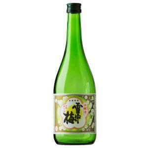 雪中梅 本醸造 甘口 丸山酒造場 新潟 上越 日本酒 720ml