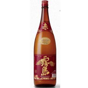霧島酒造 赤霧島 1.8Lの関連商品10