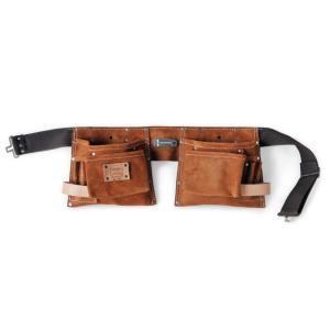 Made in USA 材質:スウェードレザー ウエストサイズ:74-117cm  左右内側ポケット...