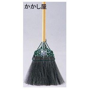 燃えない・溶けないワイヤ製長柄ほうき|kakashiya