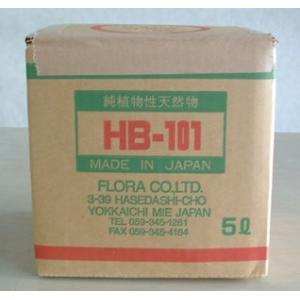 天然植物活力液 HB-101 5L