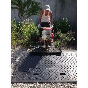 セ−フティプラボード 資材置場、建築現場通路などの敷き込み作業に、泥はね防止に、災害時避難路確保に kakashiya