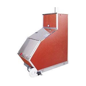 ウッド・ボイラー  N-500NSBII(ベース付き) 小・中規模な事業所用の給湯・床暖房兼用ボイラー kakashiya