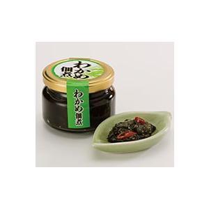 三陸産 わかめ佃煮100g ご飯のお供 おにぎり おむすび|kakeashinokai