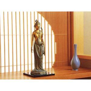 高村光雲 聖観世音菩薩 (ブロンズ像) |kakejiku
