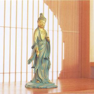 高村光雲 慈母観音菩薩 (ブロンズ像) |kakejiku