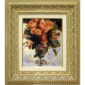 ルノアール 絵画 にわいばら F3号  【複製】【美術印刷】【世界の名画】【3・4号】|kakejiku