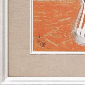 小倉遊亀 絵画 初夏の花  【複製】【美術印刷】【巨匠】【変型特寸】|kakejiku|03