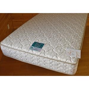 マットレス フランスベッド 高密度連続スプリング シングルサイズ 002 【大型商品のため日時指定不可】 kakinumakagu 04