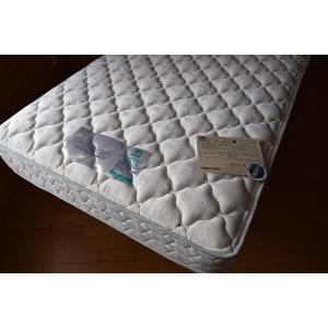 マットレス フランスベッド 高密度マルチラスハードスプリング ダブルサイズ 【大型商品のため日時指定不可】|kakinumakagu|05